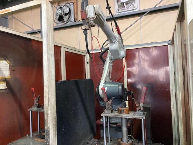 ロボットMig溶接機