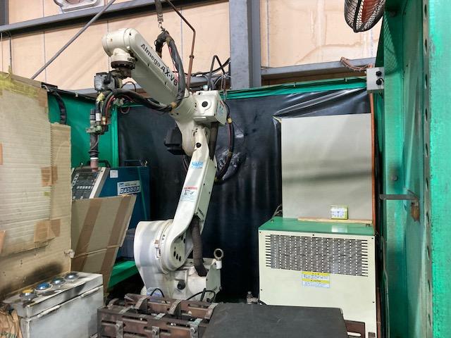 ロボットTig溶接機