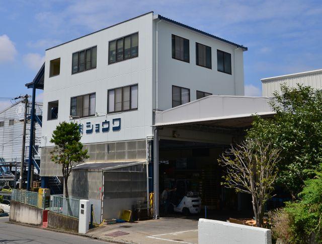 神奈川と福岡の2拠点での生産体制